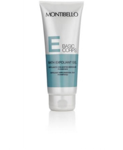 Basic Corps Bath Exfoliant Gel