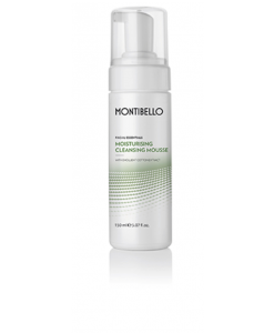Moisturising Cleansing Mousse