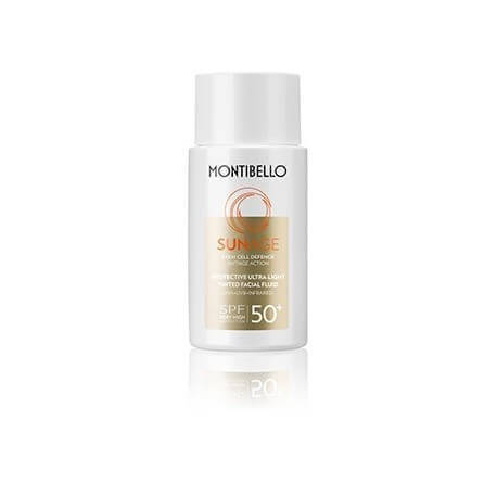 Protective Ultralight Tinted Fluid SPF 50